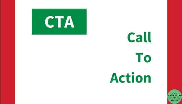 Call To Action – CTA