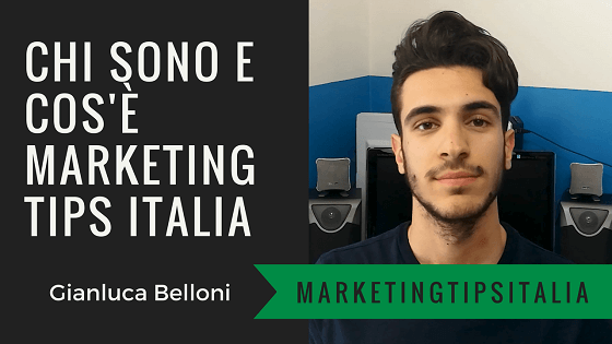 Chi sono e cos'è Marketing Tips Italia
