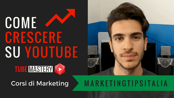 Come crescere su Youtube? Tubemastery!