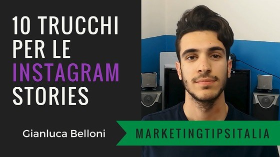 10 TRUCCHI per le Instagram STORIES [2020]