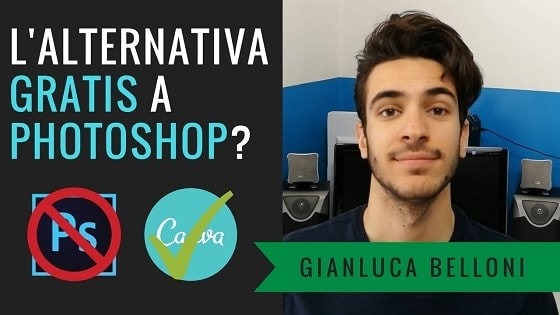 CANVA | L'alternativa GRATIS a PHOTOSHOP