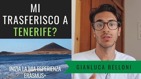 Inizia la mia esperienza ERASMUS a Tenerife 2018/2019